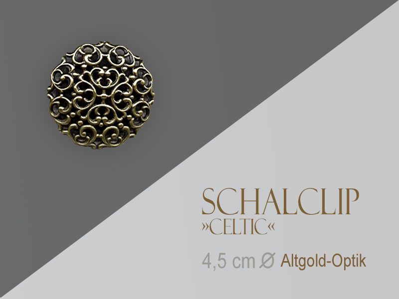 Schalclip »Celtic«